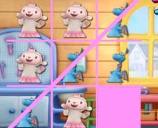 Игра Доктор Плюшева крестики-нолики онлайн