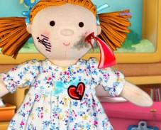 Игра Доктор Плюшева лечит куклу онлайн