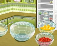 Игра Кухня Сары: рыбные тако онлайн