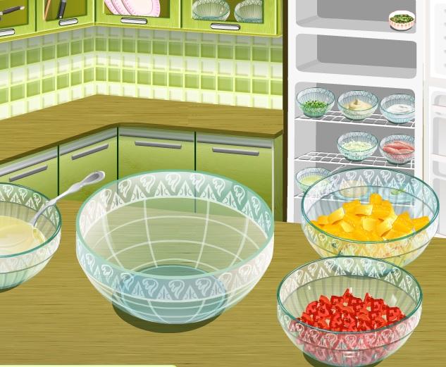 Кухня Сары: рыбные тако