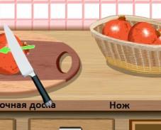 Игра Кухня Сары: буррито онлайн