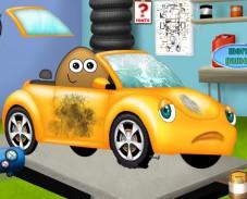 Игра Машина Поу онлайн