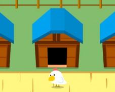 Игра Найди цыпленка онлайн