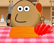 Игра Поу кулинар онлайн