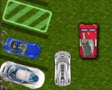 Игра Поу паркует авто онлайн