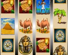 Игра Сокровища фараона онлайн