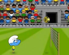 Игра Чемпионат мира Смурфов онлайн