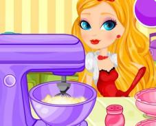 Игра Эвер Афтер Хай: пирог онлайн