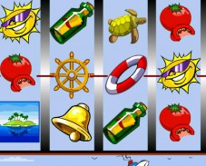 Игра Slot sea island онлайн