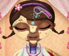 Игра Доктор Плюшева: салон красоты онлайн