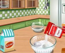 Игра Кухня Сары: блинчики онлайн