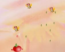 Игра Овощной Galaxy онлайн