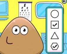 Игра Поу проверяет зрение онлайн