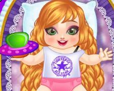 Игра Эвер Афтер Хай малышки О'Хэйр онлайн