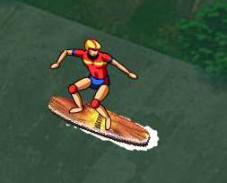 Игра City Surfing онлайн