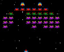 Игра Galaxians The Original онлайн