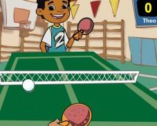 Игра Maya & Miguel Ping онлайн