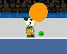 Игра Panda ping-pong онлайн