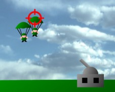 Игра Paratroopers онлайн