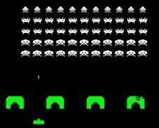 Игра Space Invaders онлайн