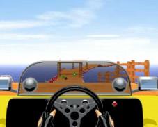 Игра Американские Гонки 3D онлайн