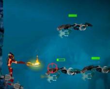 Игра Бионикл Джеллер онлайн