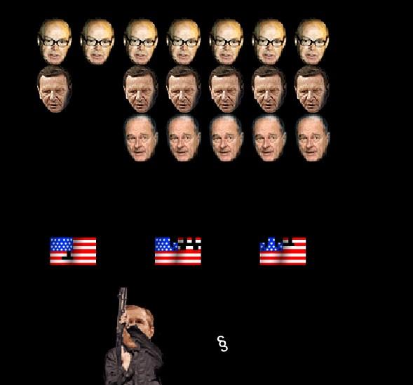 Игра Буш галакси онлайн