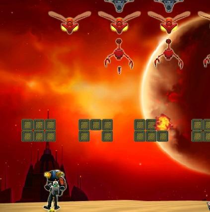 Игра Война в галактике онлайн