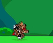 Игра Волк-свинья онлайн