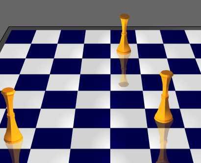 Игра Восемь королев онлайн