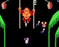Игра Донки Конг 3 онлайн