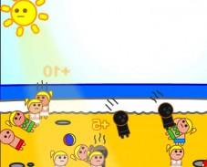 Игра Загар онлайн