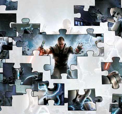 Игра Звездные Войны — простой пазл онлайн