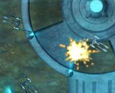 Игра Звездные войны: бой под водой онлайн