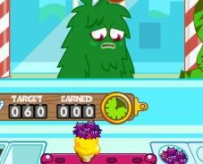 Игра Мороженица Моши онлайн