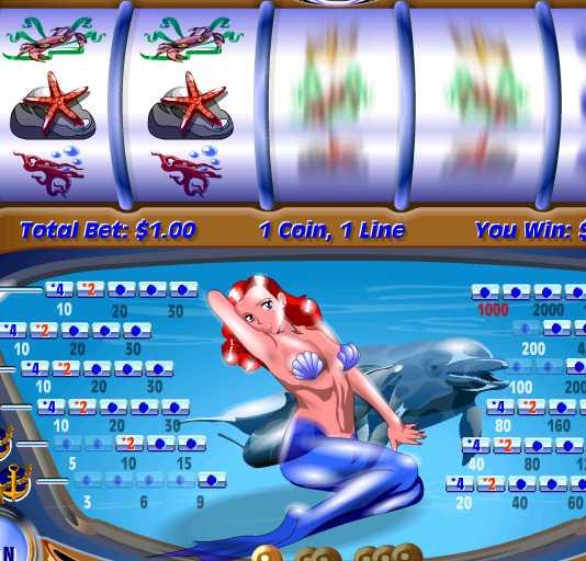 Игра Морские слоты онлайн