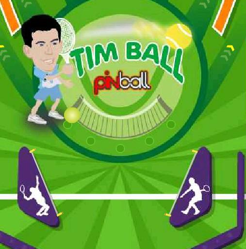Игра Пинбол с Тимом онлайн