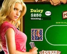 Игра Покер с Дейзи онлайн