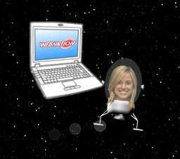 Игра Просторы космоса онлайн