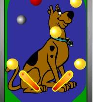Игра Скуби-Ду пинбол онлайн