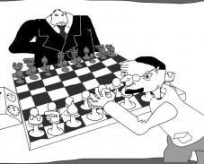 Игра Смешные шахматы онлайн