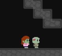 Игра Укус зомби онлайн