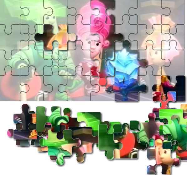 Игра  Фиксики — история нолика онлайн