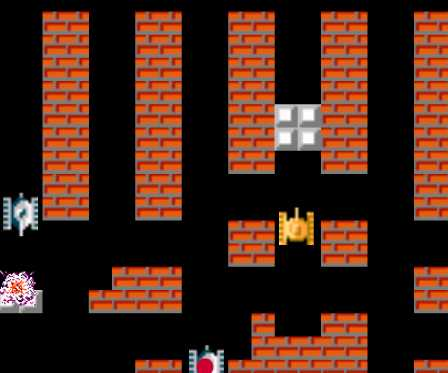 Игра Battle City 16 leves онлайн