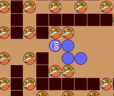 Игра Caray Snake онлайн