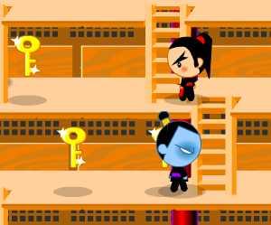 Игра China Key Runner онлайн