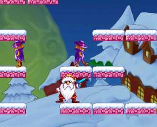 Игра Deep Freeze онлайн