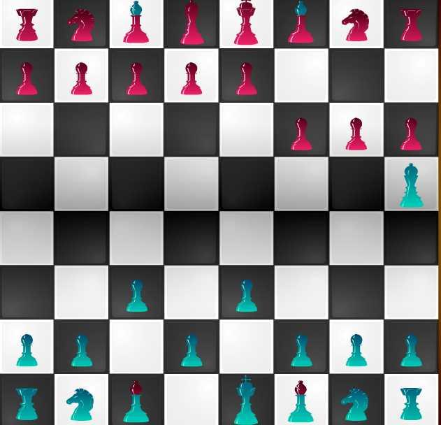 Игра Flash Chess онлайн