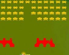 Игра Invaders Pilsner Urquell онлайн