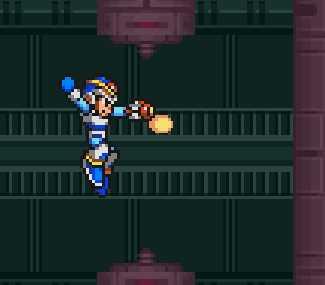 Игра Megaman Project X онлайн